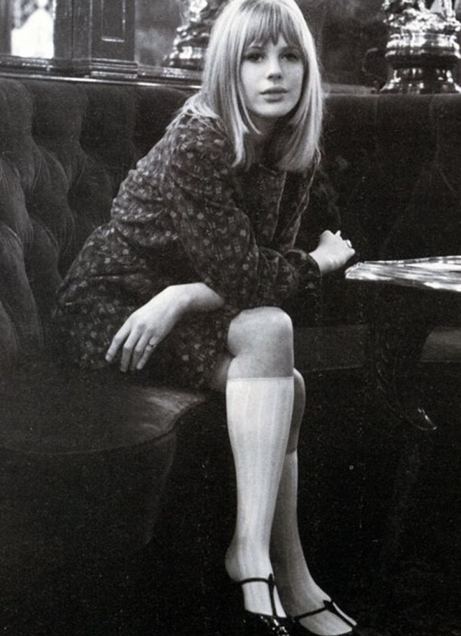 Marriane Faithfull