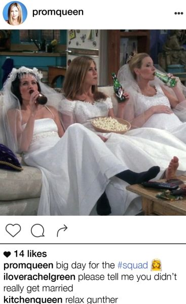Rachel Green Instagram