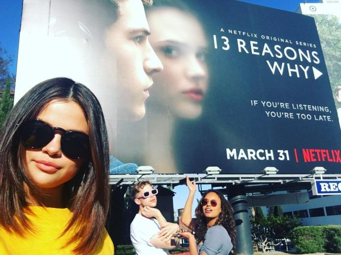 Selena 13 Reasons Why