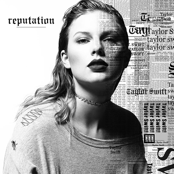 novy album taylor swift Reputation