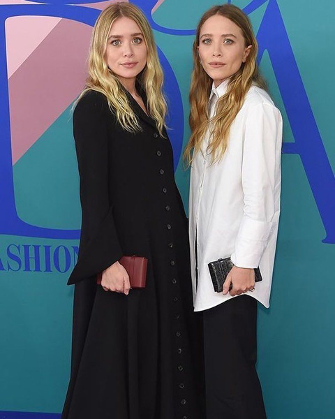 Ashley Mary-Kate Olsen strhane tvare