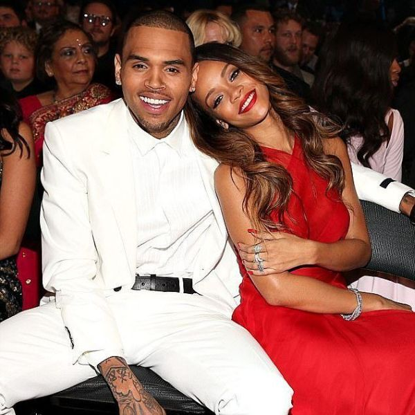 Chris Brown Rihanna grammy 2009