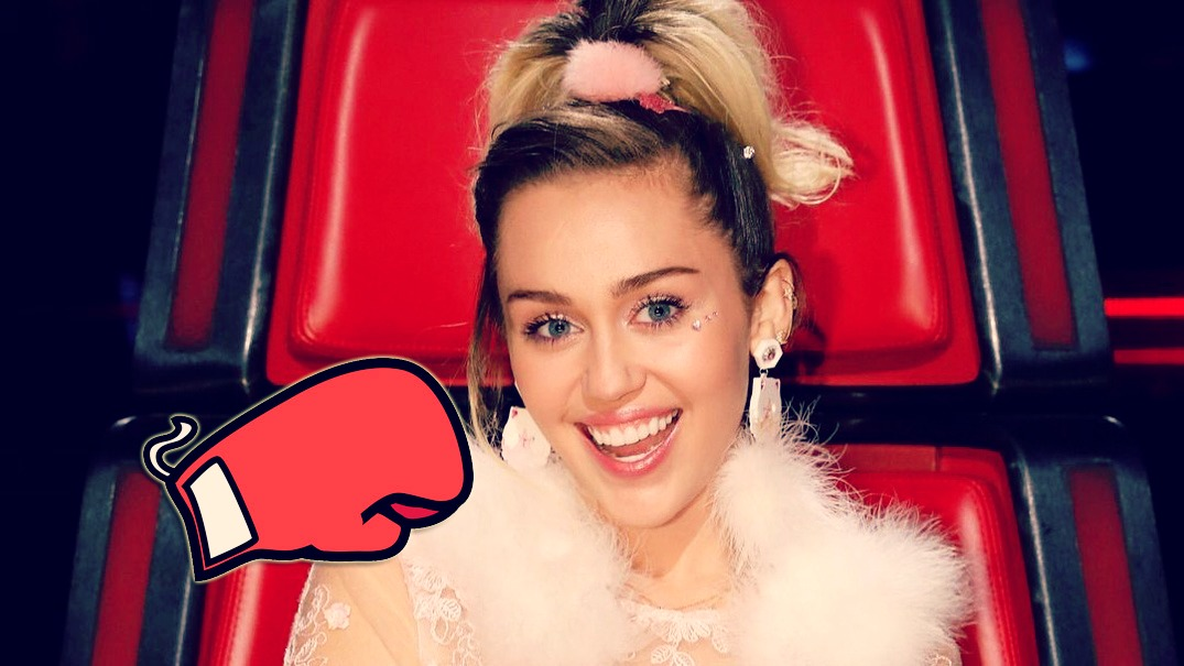 celebrity neznasaju Miley Cyrus