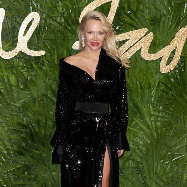The Fashion Awards 2017 Pamela Anderson