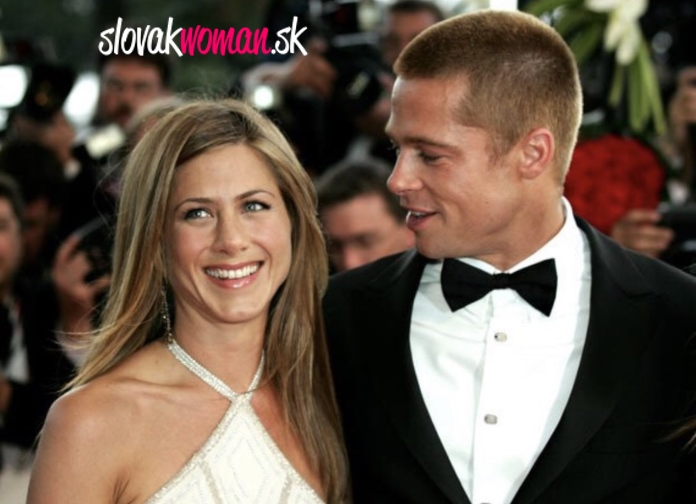 Jennifer Anniston Brad Pitt
