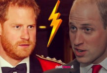 princ Harry a William